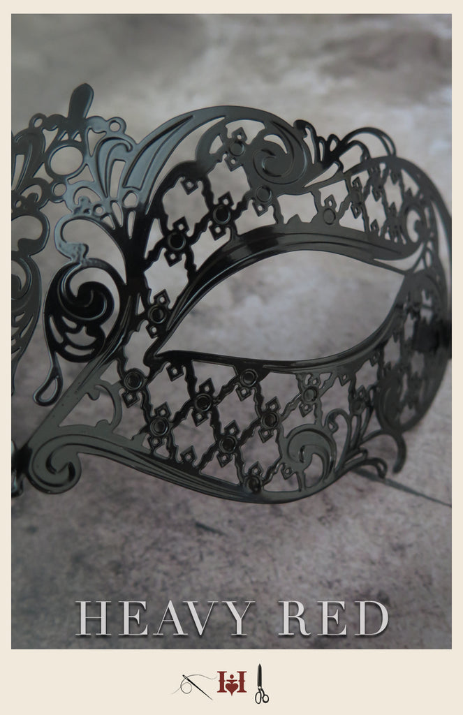 Harlequin Wire Mask
