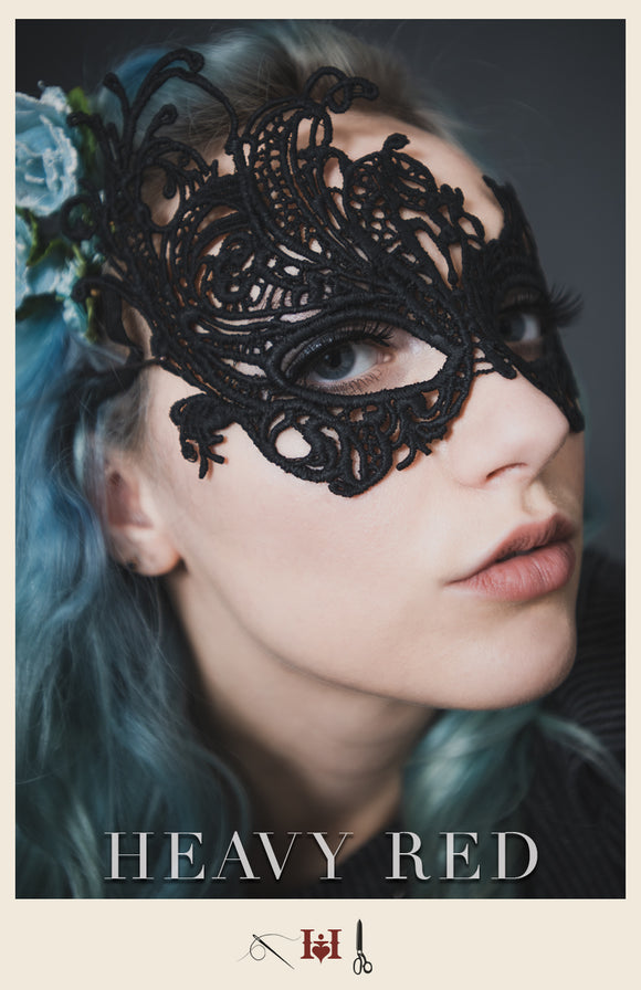 Courtly Lace Mask