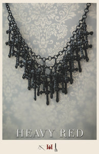 Decadence Of Nightfall Necklace