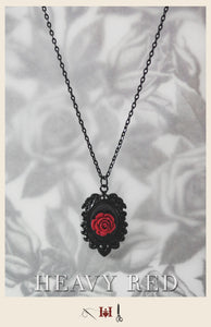 Beloved Rose Necklace