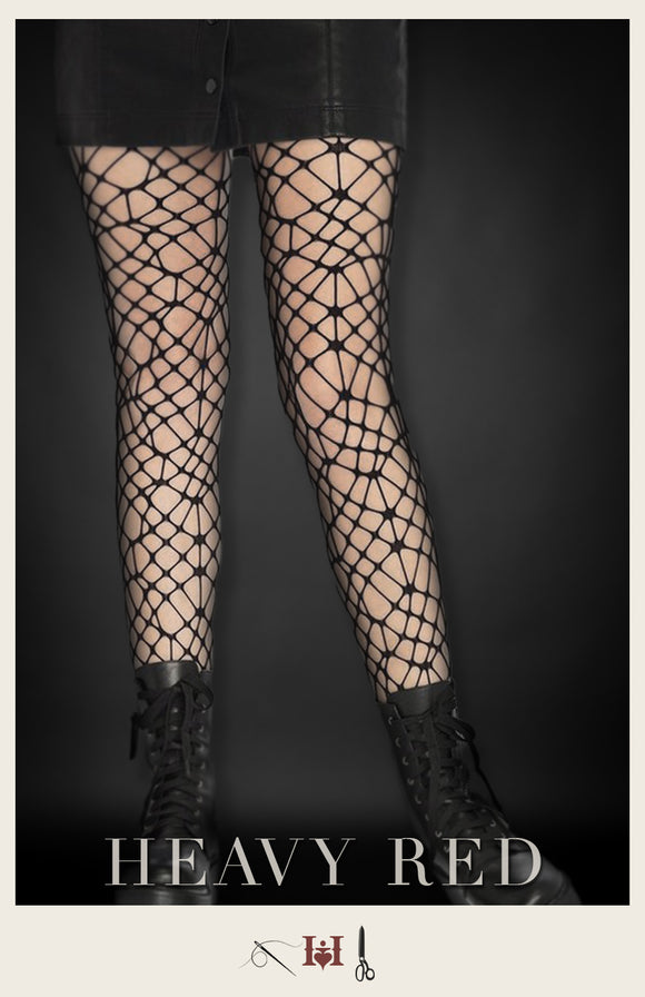 Life of Chaos Net Stockings