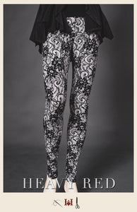 Arsenic & Lace Winter Leggings
