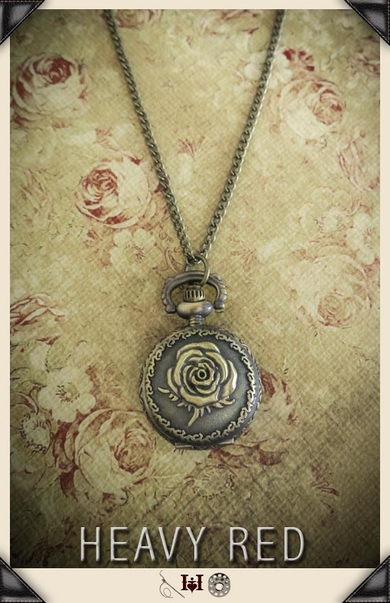 Treasured Moments Pocket Watch