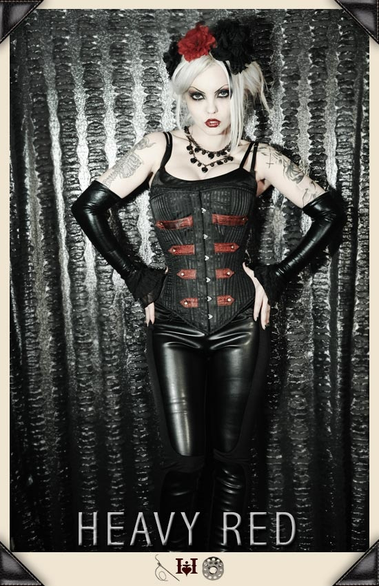 Crush And Burn Corset