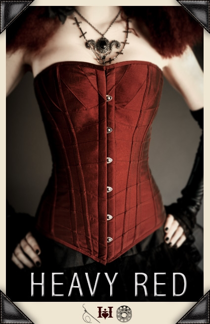 Rouge Reverence Corset