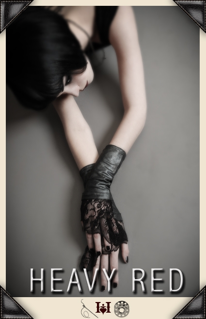 Armor & Lace Gloves