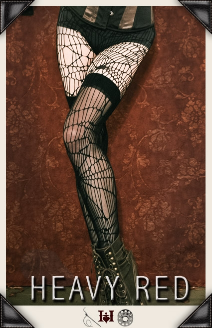 Web Of Lies Stockings