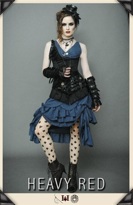 Alice In Wonderland Card Suit Stockings