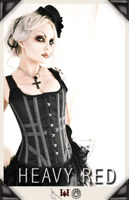 Anatomy Of Distinction Epic Noir Corset
