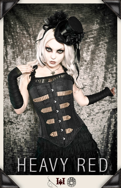 Parade Of Absolution Corset