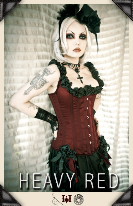 Preservation Of Allure Aristocratic Corset