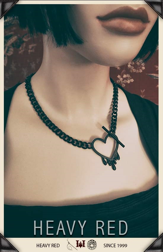 Dark Heart Choker