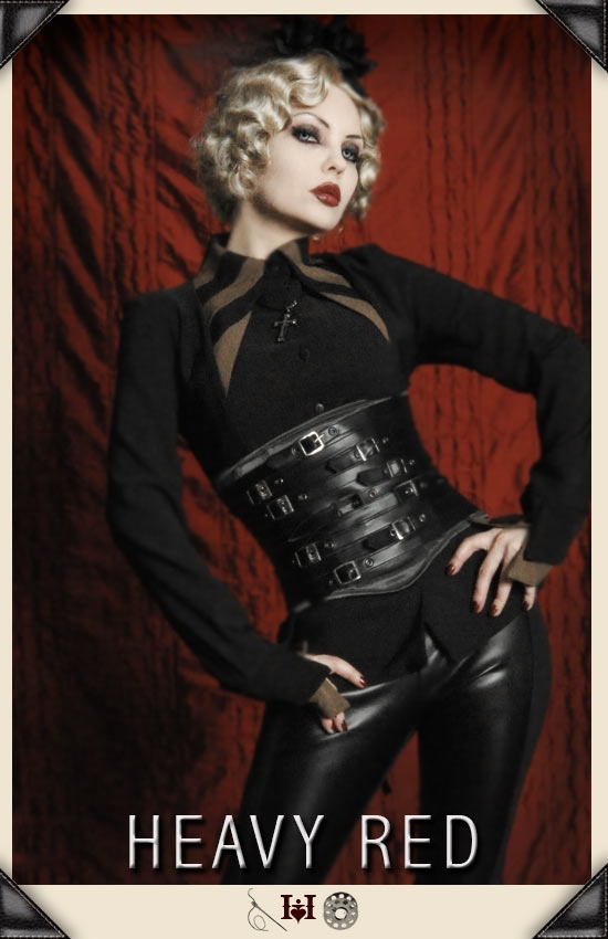 Touch of Scorn Waist Cincher