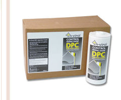 N-virol Damp-proofing cream 1.0 litre Cartridge Package Deal 1 - 8 X 1 litre