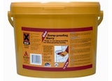 Sika Damp-proofing Slurry - 25kg Grey