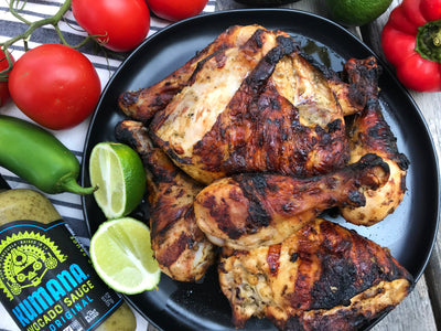 Kumana Marinated Grilled Chicken
