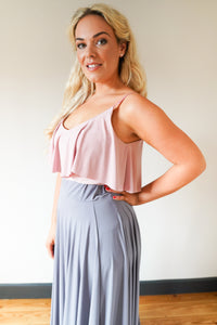 Clover // Camisole with Frill