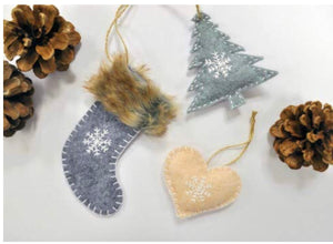 Christmas Decorations Workshop