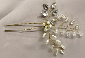 Large Hair Vine Pin