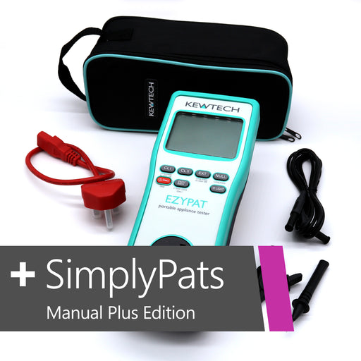 KEWTECH EZYPAT and SimplyPats Manual Plus Edition Software