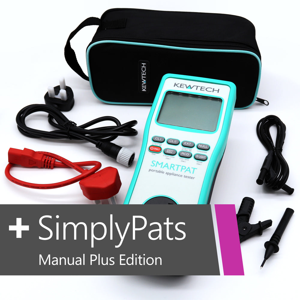 KEWTECH SMARTPAT and SimplyPats Manual Plus Edition