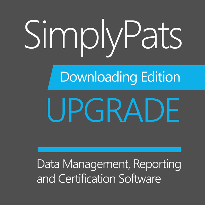SimplyPats V7 Downloading Edition (Upgrade from any Manual Plus Edition)