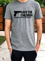 Mens Save The Children Tees