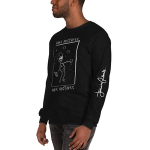 Make Mistakes // Long Sleeve T-Shirt