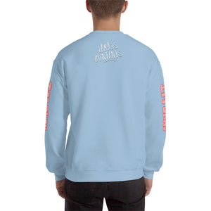 IM OKAY // Red Outlines // Crewneck