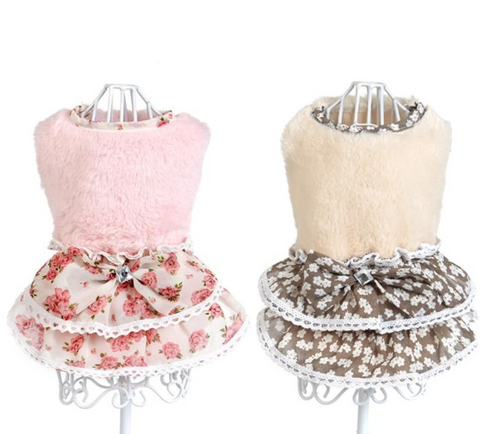 Lovely Attractive Smart Cute Warm Bowknot Gem Sweater Costume
