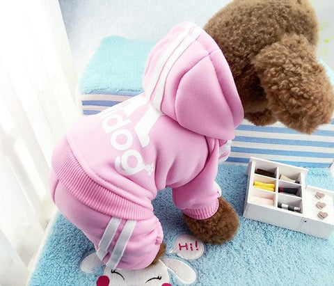 Winter Warm Pet Dog Clothes - stanomy
