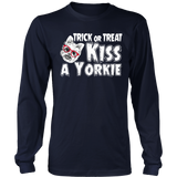 Trick or Treat Kiss a Yorkie - stanomy