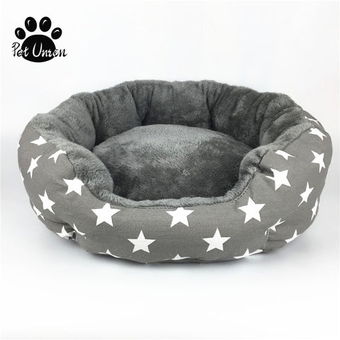 Dog Bed Cat Bed Soft Pet Pad Cushion Pet Mat Dog House Furniture Puppy Blanket Pet Bed Removable Pillow Small Medium Dogs - stanomy