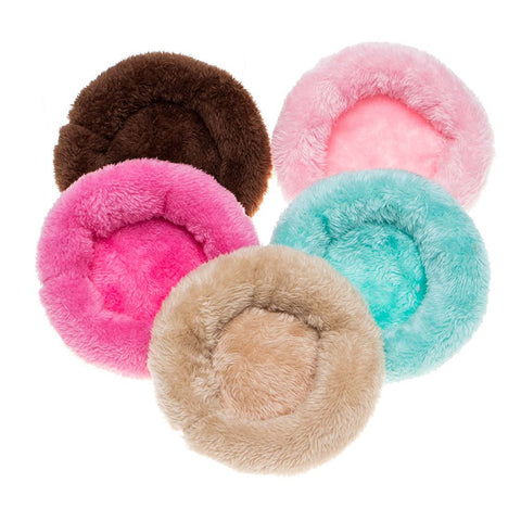 Soft Fleece Guinea Pig Bed Winter Warm Rabbit Hamster Mat Small Animal Cage Bed - stanomy
