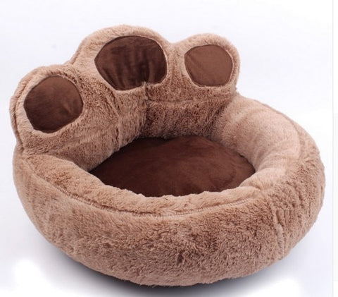Pet Dog House Nest With Mat Foldable Pet Dog Bed Cat Bed House For Small Medium Dogs Travel Kennels For Cats Pet Products - stanomy