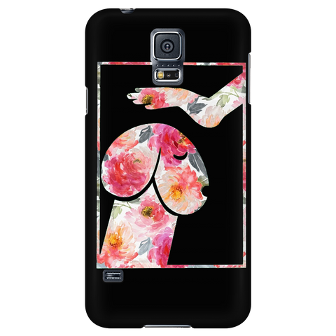 My Dog Flower Love Phone Case - stanomy
