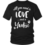 All You Need Is Love And A Yorkie - stanomy