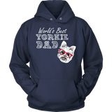 World's Best Yorkie Dad Funny Love Shirts - stanomy