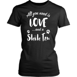 All You Need Is Love And A Shih Tzu - stanomy
