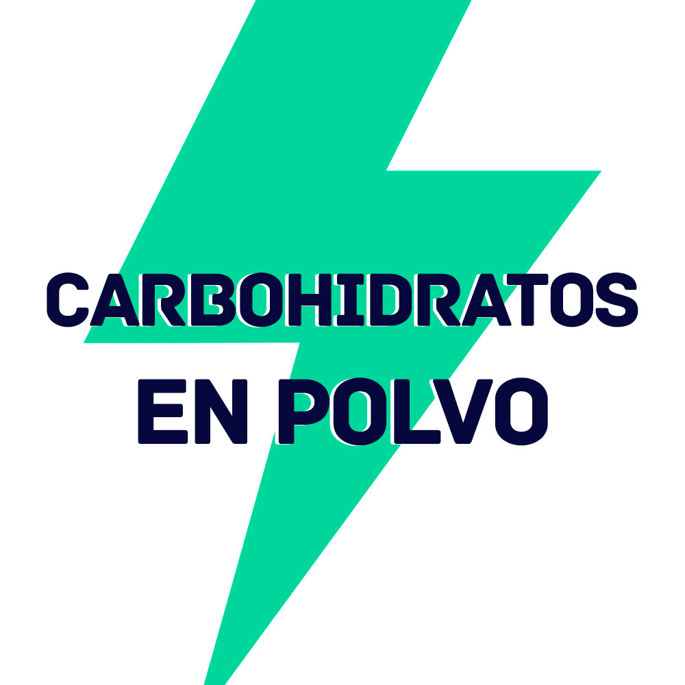 CARBOHIDRATOS EN POLVO