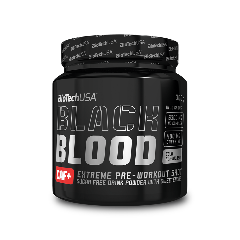 BLACK BLOOD - EnergyPlanet