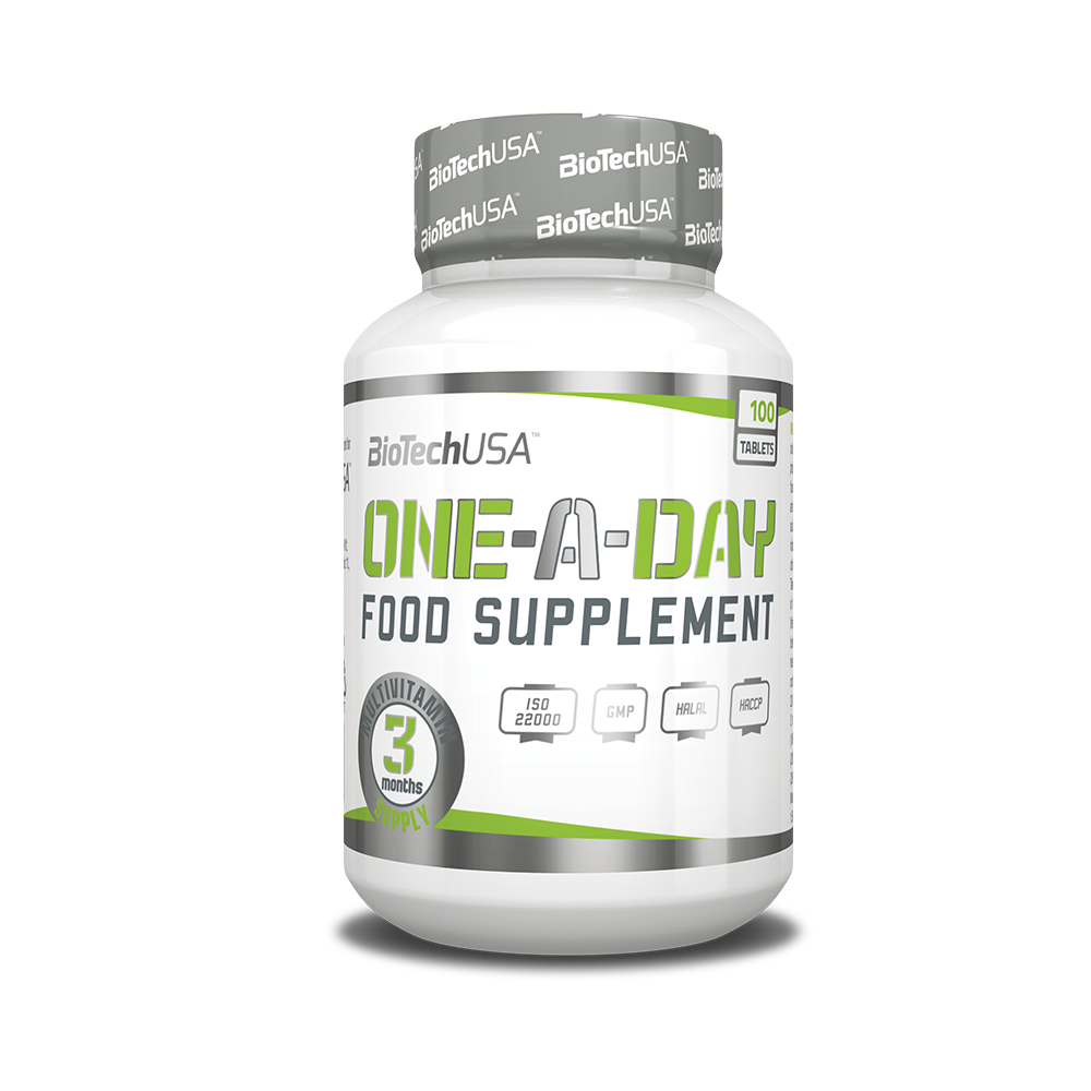 ONE A DAY - EnergyPlanet