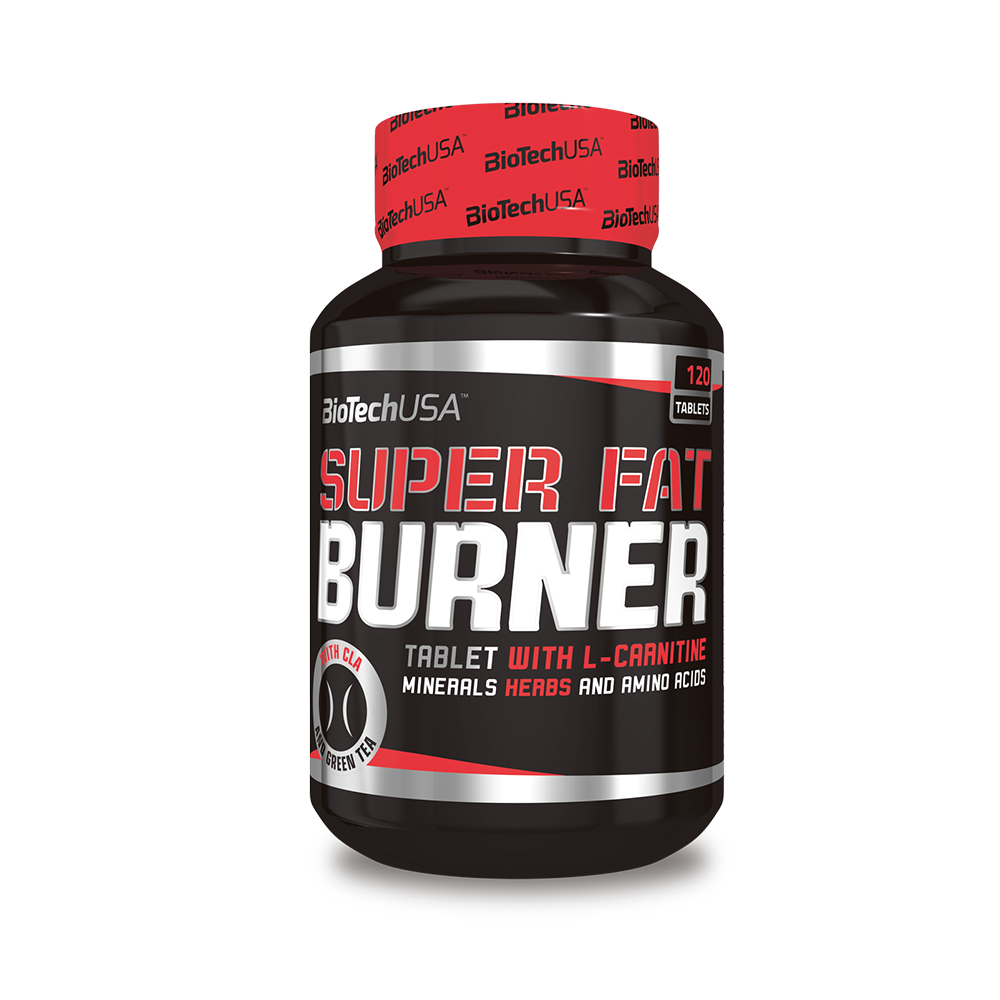 SUPER FAT BURNER - EnergyPlanet