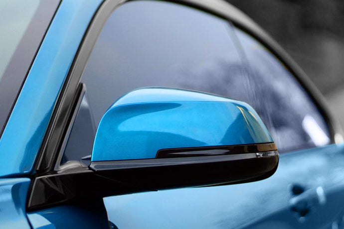 BMW 1/2/3/4 Series (F Chassis) Mirror Indicator Overlay