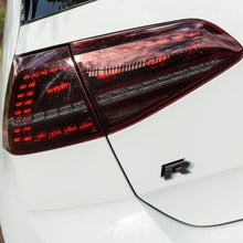 Load image into Gallery viewer, Volkswagen Golf Mk7 Tail light Indicator/Reverse Overlay (GTI R TSI TDI)