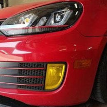 Load image into Gallery viewer, Volkswagen Golf MK6 GTI Fog Light Overlay