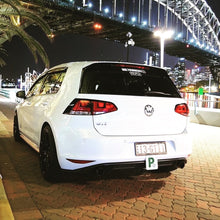 Load image into Gallery viewer, Volkswagen Golf MK7 Tail Light Overlays