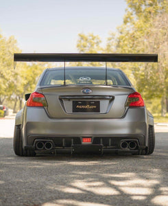 Subaru WRX 15-18 Tail Light Turn Signal Overlays