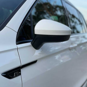 Volkswagen Tiguan 2nd Gen 2016+ Side Mirror Indicator Overlay