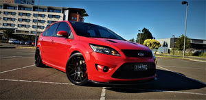 Ford Focus XR5 Vinyl Eyelids
